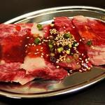 和牛のあふれる肉汁が堪能できる『和牛ハラミ』