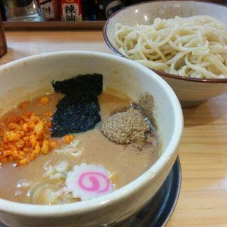 魚介豚骨味噌つけめん(本八幡 健勝軒 (モトヤワタ ケンショウケン))