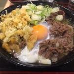 肉うどん(本格さぬきうどん 穂乃香 )