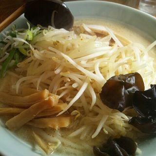 味噌ラーメン特盛(札幌らーめん日和 )