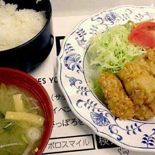 時計台定食(札幌市役所本庁舎食堂)