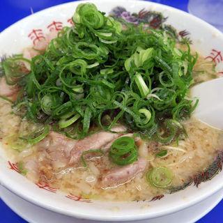 ラーメン+豚キムチ定食(来来亭 大蔵谷店 (らいらいてい))