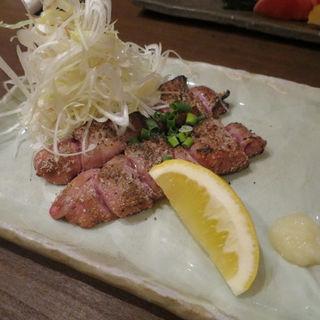 炙りレバー(東京やきとり亭 銀座本店)