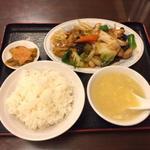 辣炒牛肚(東方紅飯店)