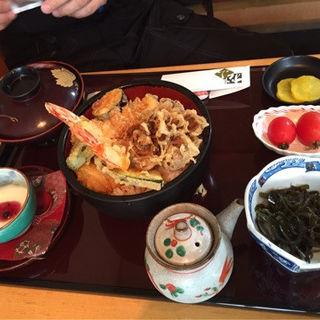 天丼(松山)