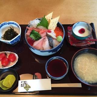 海鮮丼(松山)