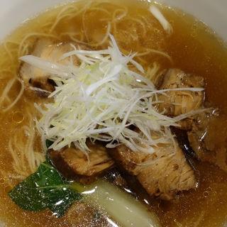 叉焼麺(松華 (ソンファ))
