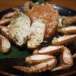 毛蟹(板前寿司 西新宿店 )