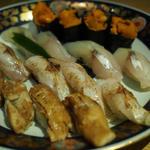 おまかせ(板前寿司 離れ個室 赤坂店 )