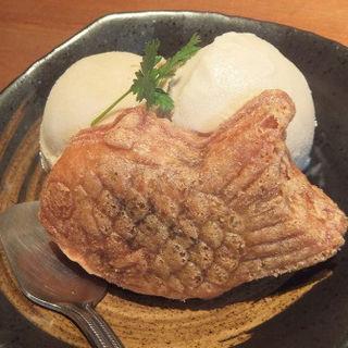 大人のアイス(板前食堂 虎ノ門店 (【旧店名】板前バル))