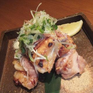 阿波尾鶏の塩焼き(板前食堂 虎ノ門店 (【旧店名】板前バル))