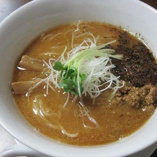 味噌ラーメン(柳麺 多むら)