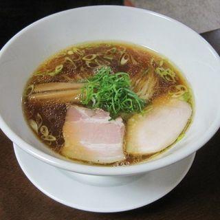 醤油ラーメン(柳麺 多むら )