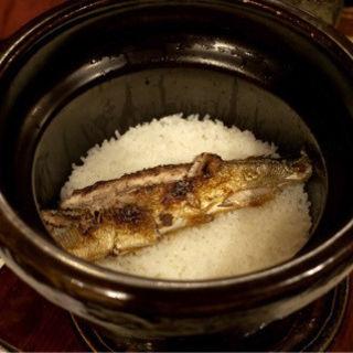 秋刀魚土鍋ご飯(栄ゐ田 本山分店 (【旧店名】 其楽))