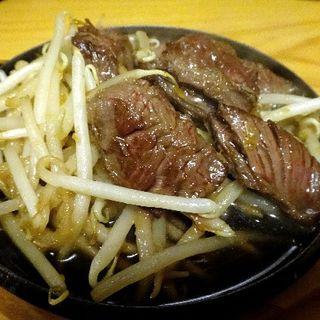 ハラミニンニク焼(栄屋 )