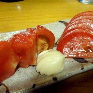 冷やしトマト(栄屋 )