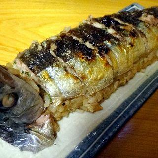 秋刀魚のまんま