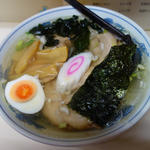 塩チャーシューメン(栄来軒 )