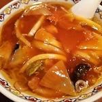 広東麺(桜木屋 )