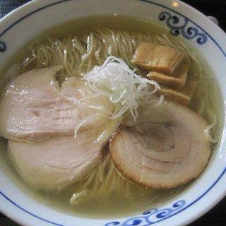 鶏塩中華そば(桜木製麺所 )