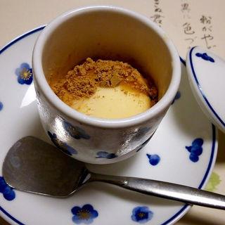 豆乳アイス(梅の花 京都伏見店 (ウメノハナ))