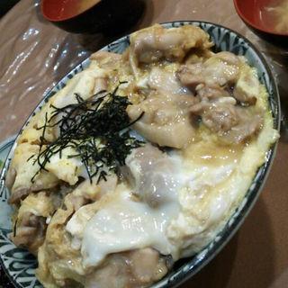 親子丼大盛り(森樹 (モリキ))