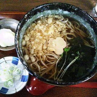 たぬきそば(二・八)(椿寿庵  )
