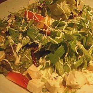 野菜たっぷり楽サラダ(楽)