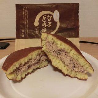 生どら焼きチョコ味(榮太楼 塩釜本店 (栄太楼 えいたろう))
