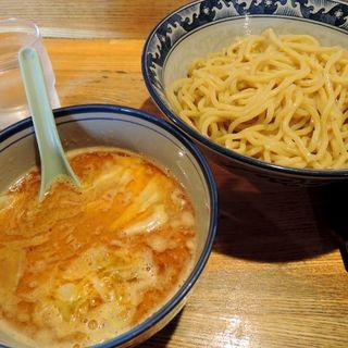 味噌つけ麺(濃厚えび風味)(樽座 小宮店 (めんや たるざ))