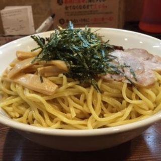 油そば特製メガ盛り(歌志軒 やごと店 (カジケン))