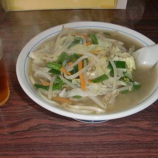 タンメン(正華飯店 (セイカハンテン))