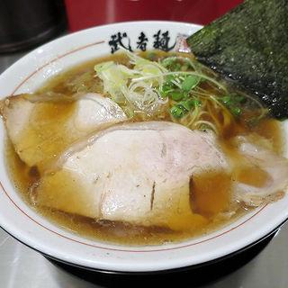 魚貝醤油ラーメン(武者麺 SEA (ムシャメン シー))