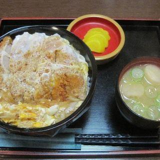 かつ丼(氏金寿司 )