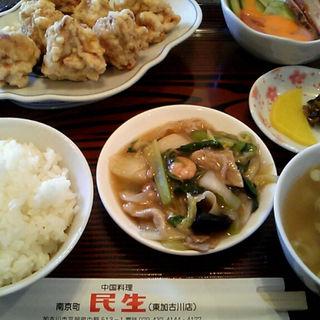 中華ランチ(民生 東加古川店 )