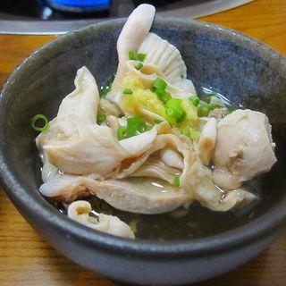 酢モツ(水たき 長野 (みずたき ながの))