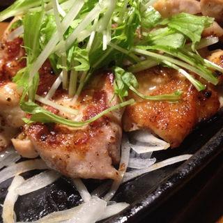 鶏もも肉の香味わさび焼き(池袋の風 (イケブクロノカゼ))