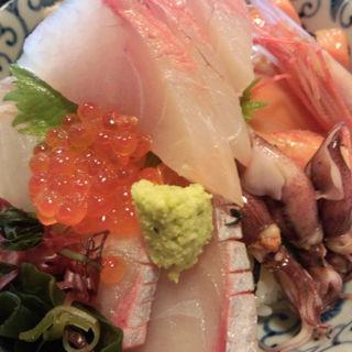 海鮮丼(油屋 (アブラヤ))