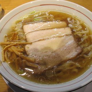 醤油中華(沼田商店)