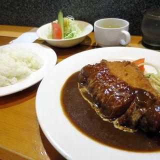 ポークカツレツ(洋食屋ゆうき )