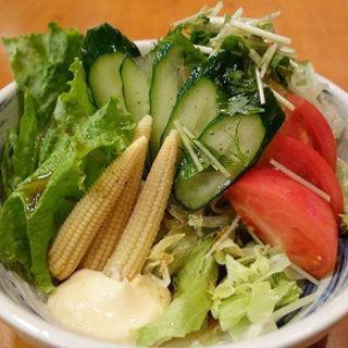 サラダ(活ちゃん)