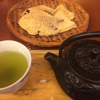 抹茶セット(浪花家総本店 (なにわやそうほんてん))