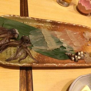 イカ刺し(海陽亭 すすきの店)