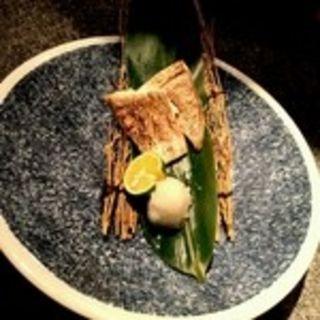 鯛の塩焼き(淡路島と喰らえ 新宿西口店 )