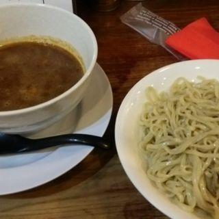 豚骨つけ麺(清乃)