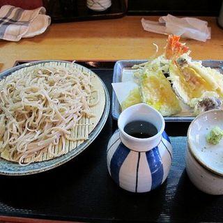 天ざる蕎麦(清九郎 (せいくろう))