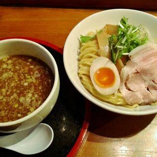 鶏もつつけ麺スペシャルバージョン 中(清麺屋)