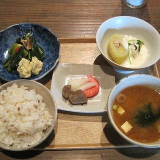 雑穀米膳(温々 (ヌクヌク))