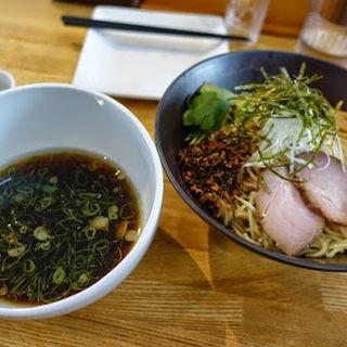甲州地どりのつけそば(湖麺屋 リールカフェ (Reel Cafe))