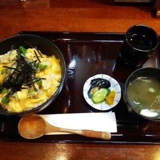 西能登おもてなし丼(男の天丼)